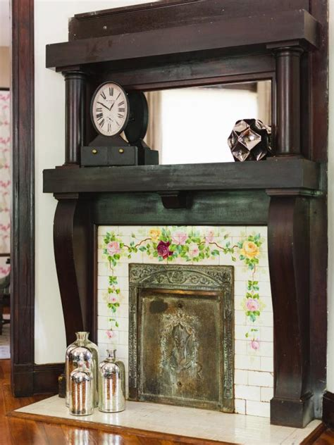 choosing  fireplace mantel