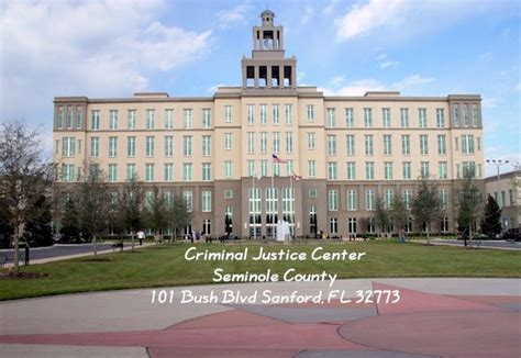 Seminole County Court Search Seminole County Courthouse Directions