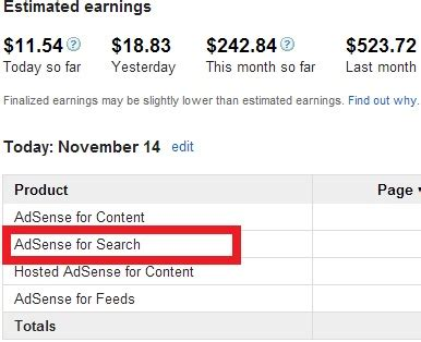 adsense revenue for google 523 72 from google adsense how to use the google custom