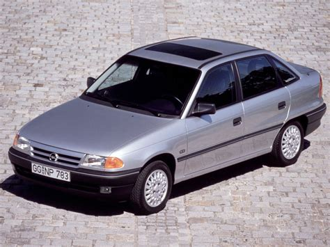 Opel Astra 1 6 by Opel Astra F Cc 1 6 I 16v 100 Hp