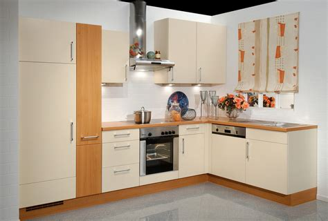 Kitchen Cabinet Interior Design Modern Kitchen Interior Design Model With Corner Cabinet