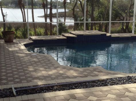 interlocking patio pavers brick paver patio designs