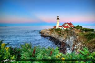 Beautifu by Beautiful Greens Portland Maine Head Light Maine