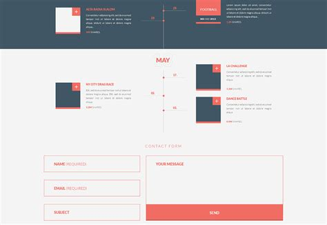 Best Free Search Web The Best Free Ui Kits February 2015 Webdesigner Depot