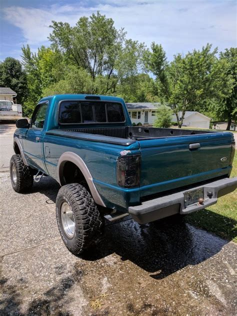 ford ranger lifted for sale shortbed 1997 ford ranger xlt lifted for sale