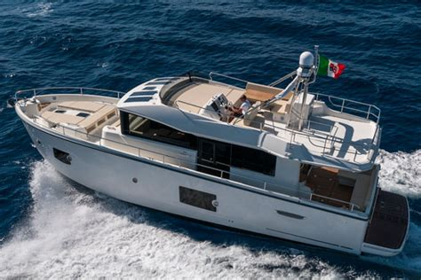 yacht week boat reviews motor boat yachting tests the cranchi eco trawler 53 ld