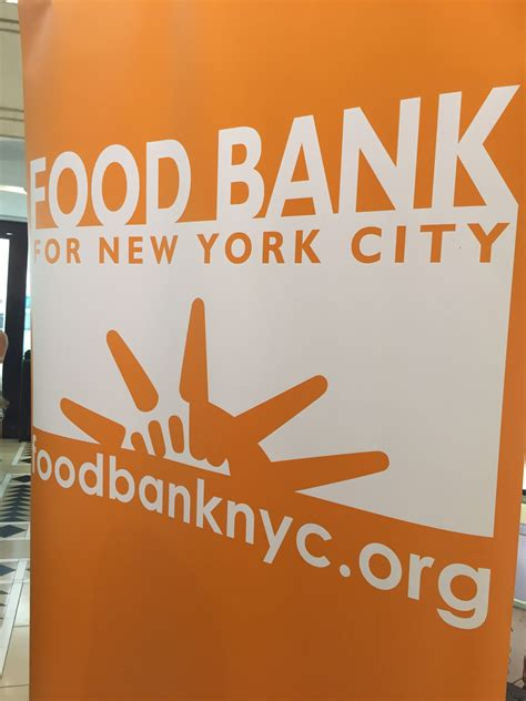 New York City Food Pantry by Henri Bendel And Food Bank For New York City Team