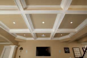 Ceiling Coffered Ceiling