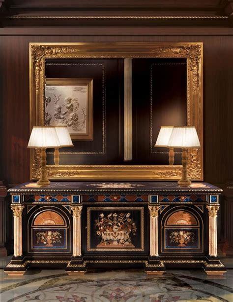 credenze classiche credenza in legno intarsiato a mano stile classico