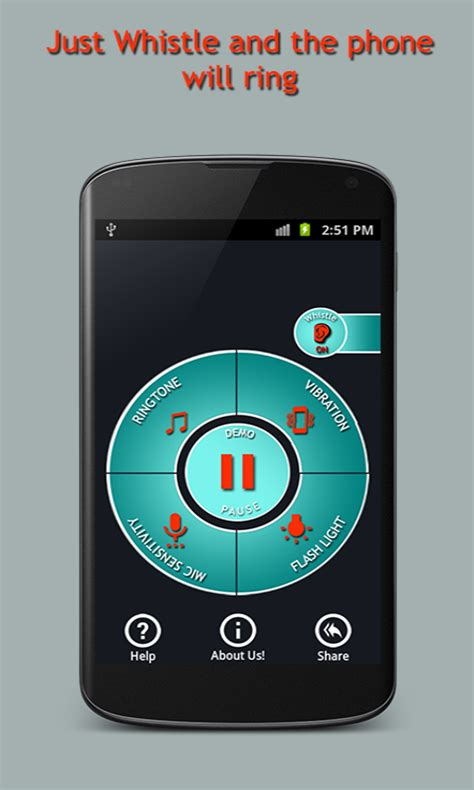 Whistle Android Finder Free Android Apps On Google Play Finder Free