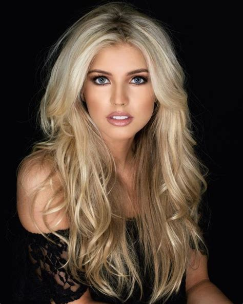 blonde hairstyles with makeup 9 best beautiful blonde hair images on pinterest blondes