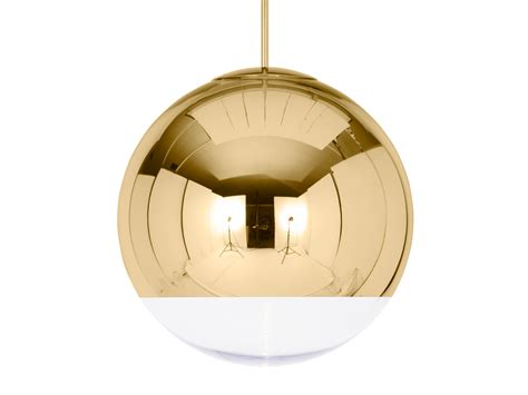 Buy The Tom Dixon Mirror Ball Pendant Light Gold At Nest Co Uk Tom Dixon Mirror Pendant Light