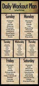 home workout plans daily workout plan in or out of the gym motivation board