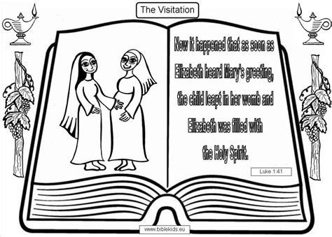 coloring page zechariah elizabeth and zechariah coloring pages coloring home