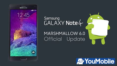 note 4 themes marshmallow screenshot an early build of samsung galaxy note 4