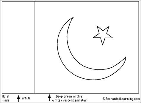 Pakistan Flag Coloring Page Pin Pakistan Flag Colouring Pages On Pinterest by Pakistan Flag Coloring Page