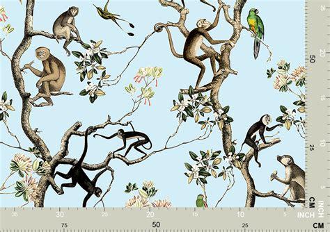 tapete jungle dschungel tapete dschungel tapete monkey gr flich m nster