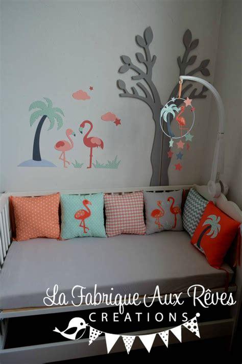 chambre enfant bébé chambre bleu turquoise et beige