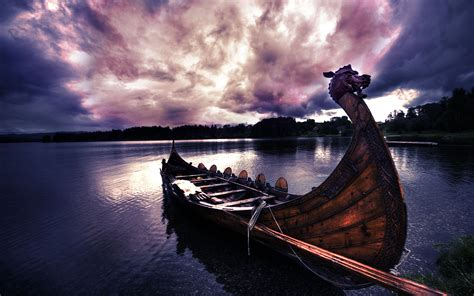 viking warrior boats history channel vikings wallpaper hd wallpapersafari