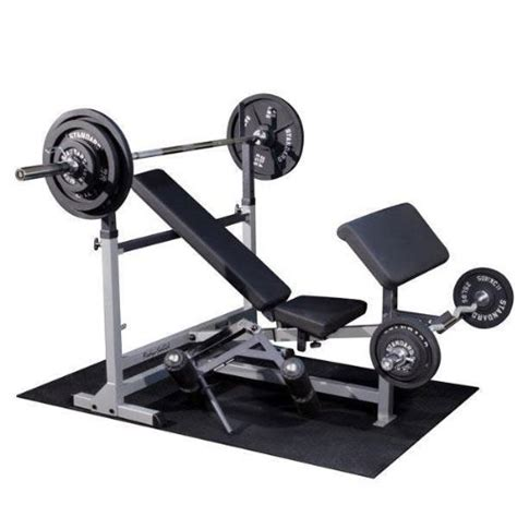 body solid combo bench body solid gdib46lp olympic bench package includes