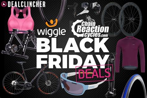 wiggle cycle black friday big black friday cycling deals from wiggle and chain
