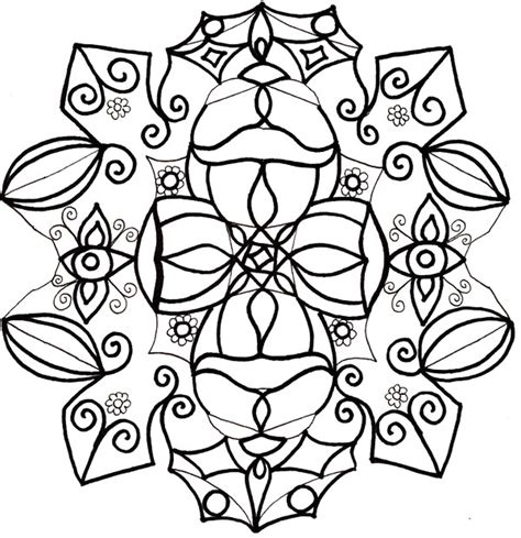 black and white to color winter coloring pages snowflakes clip black and