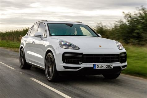 New Porsche by New Porsche Cayenne 2017 Review Auto Express