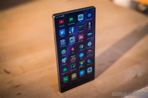 Xiomi M xiaomi s mi mix flash sale goes live later today