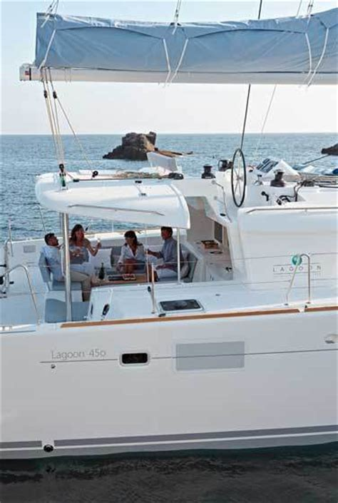 greece catamaran hire lagoon 450 catamaran yacht charter greece