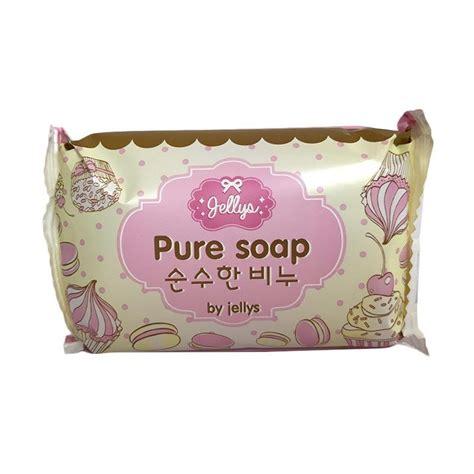Jellys Soap Sabun Jellys jual jellys soap whitening asli hologram sabun mandi harga kualitas terjamin