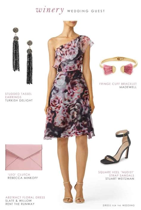 What A Wedding by What To Wear To A Winery Wedding Dress For The Wedding