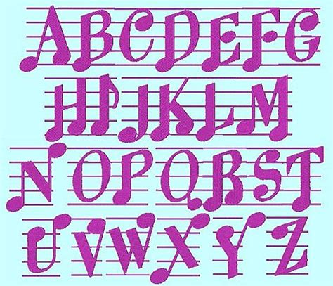 design font pack download details about music man font pack 155 machine embroidery