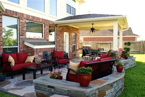 custom patios patio cover richmond waterview estates custom patios