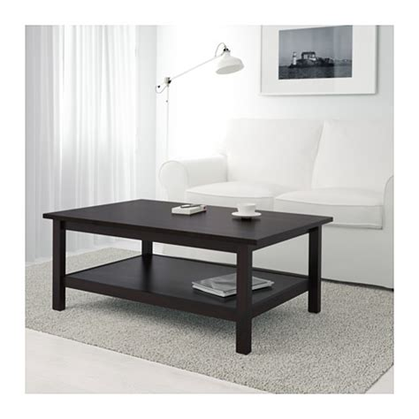 Hemnes Coffee Table Black Brown Ikea Hemnes Coffee Table Review