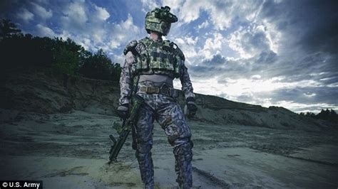 Tactical Assault Light Operator Suit Us Army To Test Radical Iron Man Bullet Proof Liquid