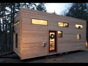 builds own tiny house on wheels in 4 months for
