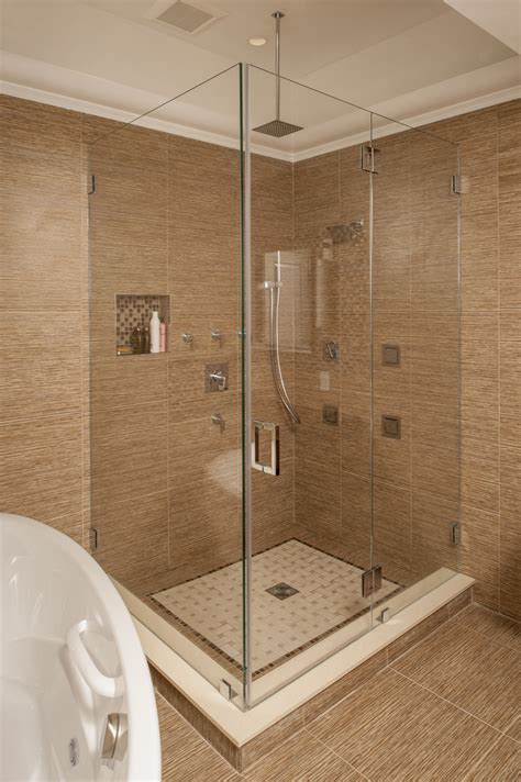 Shower Bath Panel stylish frameless glass shower walls for elegant bathroom