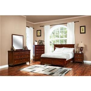 wyoming king bed vintage wyoming king bed nightstand dresser and mirror great american home store