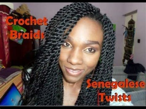 hairstyles with senegalese twist with crochet crochet braids senegalese twists all natural hairstyles