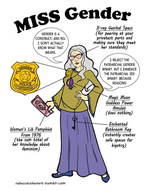 College Liberal Meme Identity - miss gender how to spot a terf the transadvocate