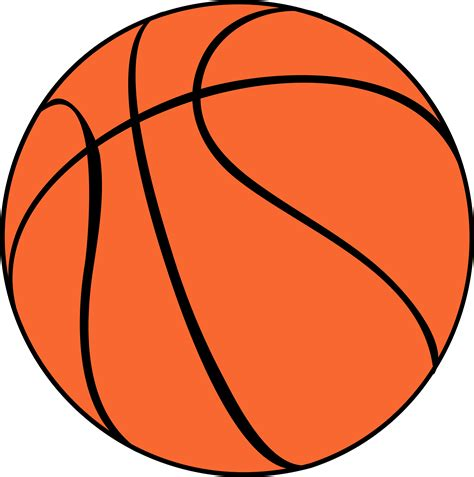 basketball clipart clipart another basketball