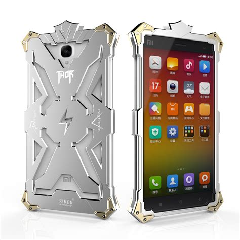 Transformer Redmi 4x Transformer New Redmi 4x Iron Redmi 4x simon thor aviation aluminum alloy shockproof armor metal