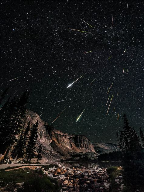 lyrid meteor shower last night i went out to pawnee snowy range perseids meteor shower last night i went out