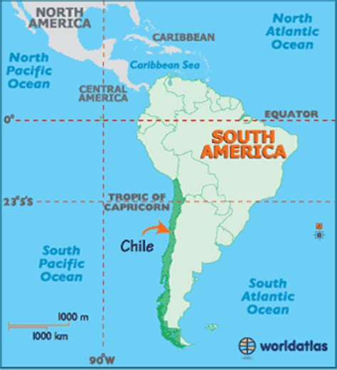 south america map chile lessons an with lori holt