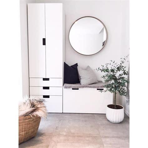 Flur Ideen Instagram by Die Besten 25 Ikea Garderobe Ideen Auf