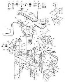 craftsman lawn mower parts diagram craftsman free engine image for user manual