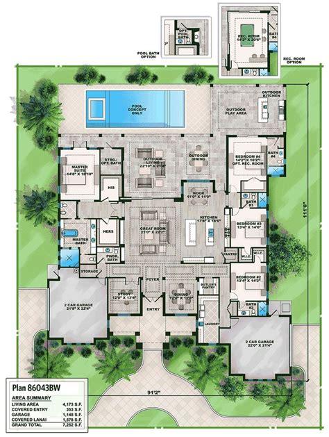 florida house floor plans endearing 40 florida house plans design ideas of house