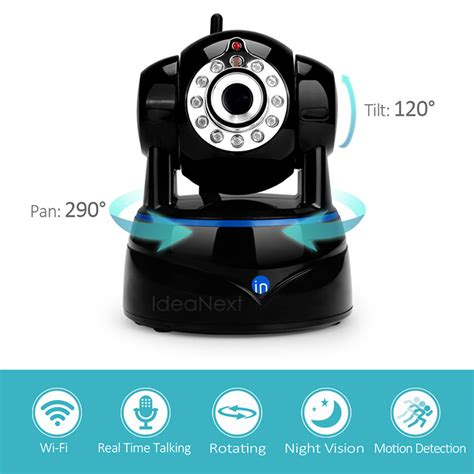 Home Cctv Wireless Wifi Ip Security Pan Tilt Baby Monit pan tilt wireless wifi 3g 4g ip home security 1080p vision ebay