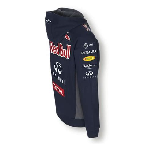 sweatshirt infiniti red bull collection officielle red bull racing