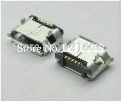 Usb Socket Connector Smd Diy Type A 5 Pins Usb Pcb free shipping 100pcs micro usb type b 5 pin smt